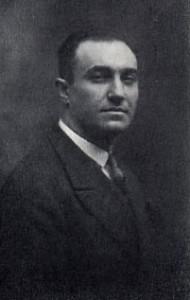 Ultimo Spadoni In una foto del 5 aprile 1935